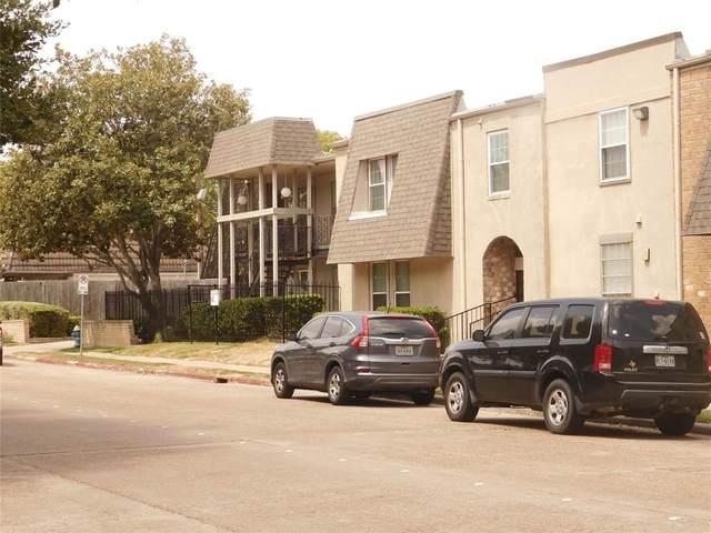 5550 N Braeswood Boulevard #122, Houston, TX 77096 (MLS #94826687) :: The SOLD by George Team