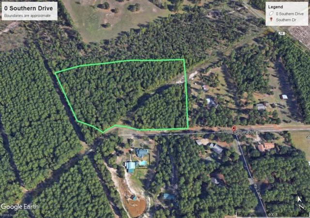 0 Southern Drive, Lufkin, TX 75901 (MLS #94833348) :: Fairwater Westmont Real Estate