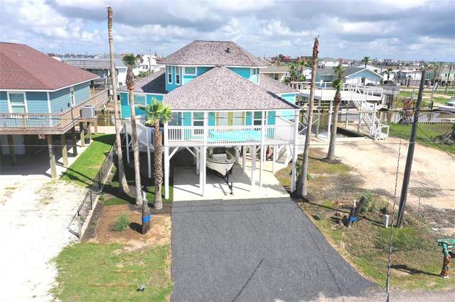 319 Pompano Lane, Surfside Beach, TX 77541 (MLS #94835129) :: The SOLD by George Team
