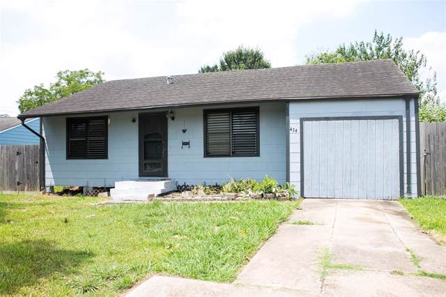 434 Trichelle Street, Pasadena, TX 77506 (MLS #94843554) :: The Sold By Valdez Team