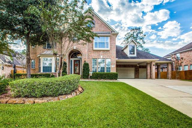 11 Wooded Path Place, The Woodlands, TX 77382 (MLS #9485511) :: Green Residential