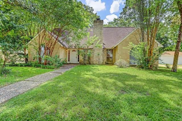 7915 Vickridge Lane, Spring, TX 77379 (MLS #94857042) :: Phyllis Foster Real Estate