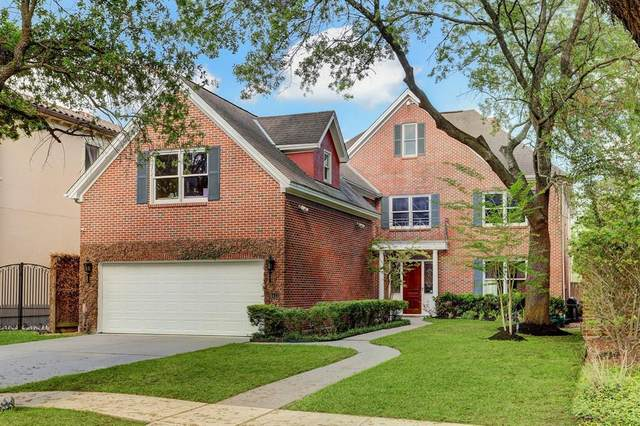 6413 Vanderbilt Street, West University Place, TX 77005 (MLS #94858146) :: Homemax Properties
