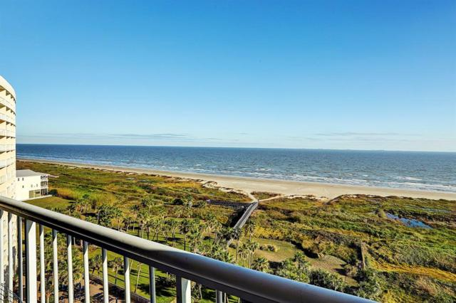 1401 E Beach Drive #915, Galveston, TX 77550 (MLS #94859407) :: Texas Home Shop Realty
