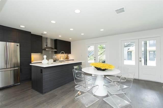 1410 Hyde Park Boulevard #108, Houston, TX 77006 (MLS #94860530) :: My BCS Home Real Estate Group
