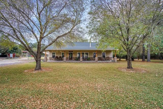 1000 Old Plantersville Road, Montgomery, TX 77316 (MLS #94866916) :: Michele Harmon Team