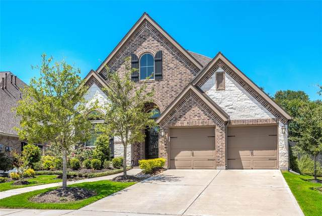 4227 Shays Manor Lane, Richmond, TX 77406 (MLS #94869113) :: The SOLD by George Team