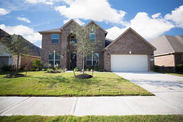 3622 Lister Drive, Iowa Colony, TX 77583 (MLS #94878562) :: The Heyl Group at Keller Williams