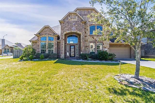 4211 Buroak Drive, Friendswood, TX 77546 (MLS #94879510) :: Rachel Lee Realtor