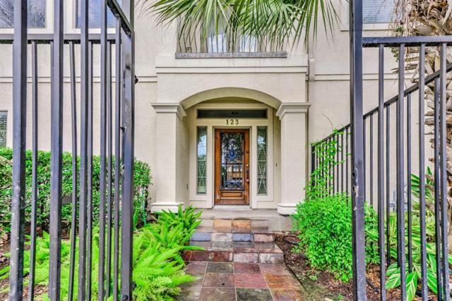 123 Tuam Street, Houston, TX 77006 (MLS #94894062) :: Texas Home Shop Realty