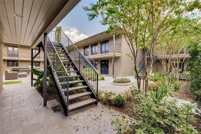 1410 Hyde Park Boulevard #106, Houston, TX 77006 (MLS #94911318) :: Lerner Realty Solutions