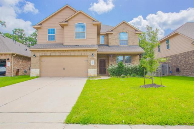 5418 Glenfield Spring Lane, Spring, TX 77389 (MLS #94914601) :: The Parodi Team at Realty Associates