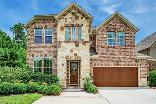 1306 Whitehall Way, Kingwood, TX 77339 (MLS #94915156) :: Green Residential