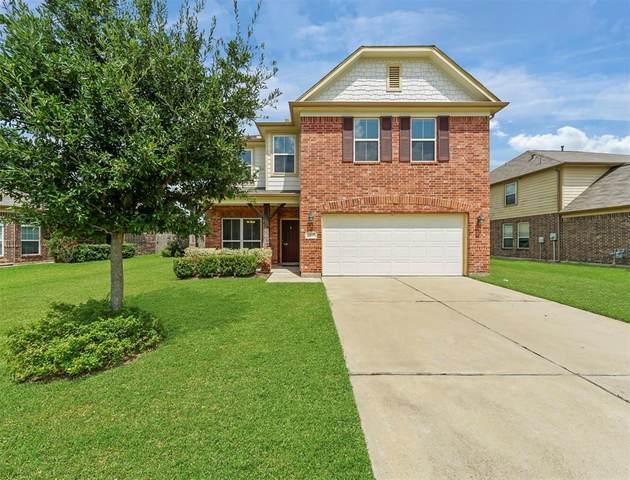 2810 Briar Breeze Drive, Rosenberg, TX 77471 (MLS #94915172) :: The SOLD by George Team