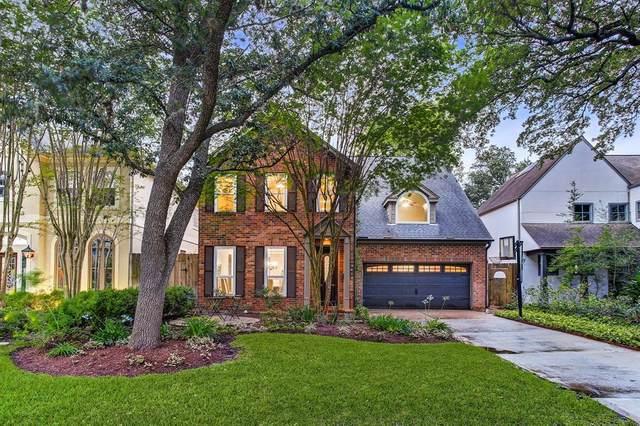 4920 Laurel Street, Bellaire, TX 77401 (MLS #94919156) :: The SOLD by George Team