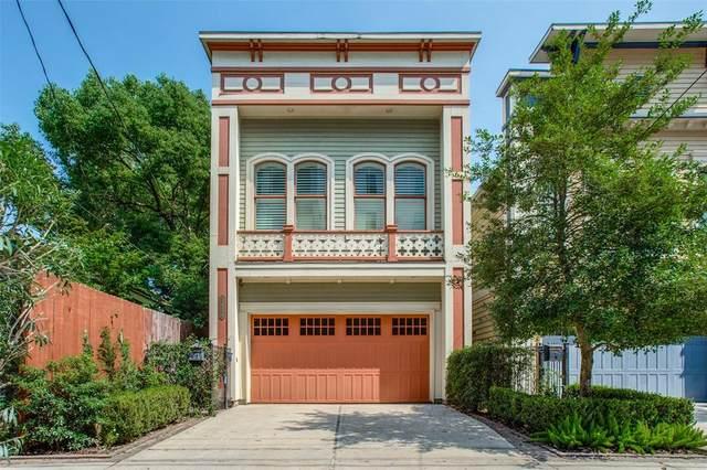1434 Dorothy Street, Houston, TX 77008 (MLS #94921399) :: Guevara Backman