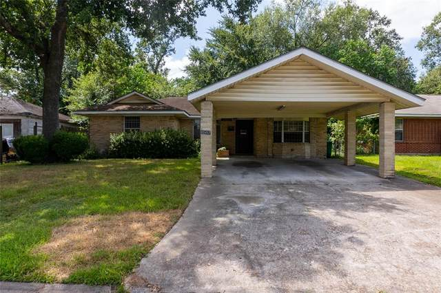 10417 Wolbrook Street, Houston, TX 77016 (MLS #94927213) :: Caskey Realty