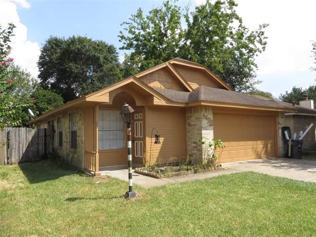 4406 Hawk Meadow Drive #4406, Katy, TX 77449 (MLS #94942689) :: The Jill Smith Team