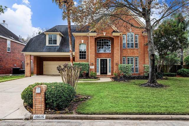 19615 Powerscourt Drive, Humble, TX 77346 (MLS #94946006) :: The Bly Team