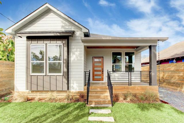 1219 Lee Street, Houston, TX 77009 (MLS #94951066) :: Giorgi Real Estate Group