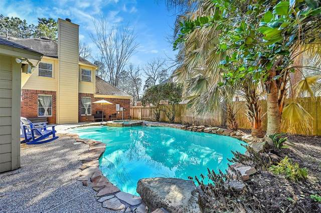 23 Windfern Place, The Woodlands, TX 77382 (MLS #94968398) :: My BCS Home Real Estate Group