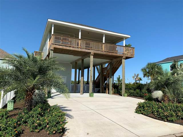 3706 W Marina Boulevard, Galveston, TX 77554 (MLS #94972979) :: The SOLD by George Team