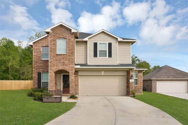 406 Terra Vista Circle, Montgomery, TX 77356 (MLS #94980911) :: Connell Team with Better Homes and Gardens, Gary Greene