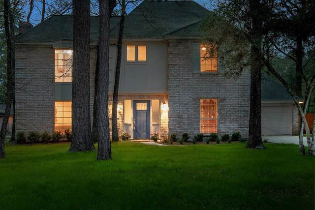 11415 Timberwild Street, The Woodlands, TX 77380 (MLS #94987627) :: The Bly Team