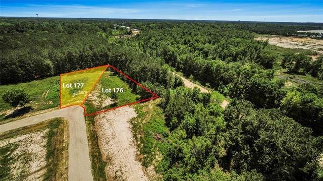 Lot 177 Evening Lane, Porter, TX 77365 (MLS #94993584) :: The SOLD by George Team