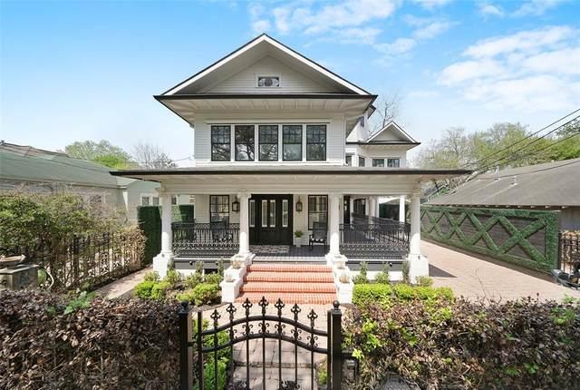 127 Parkview Street, Houston, TX 77009 (MLS #94997643) :: Ellison Real Estate Team
