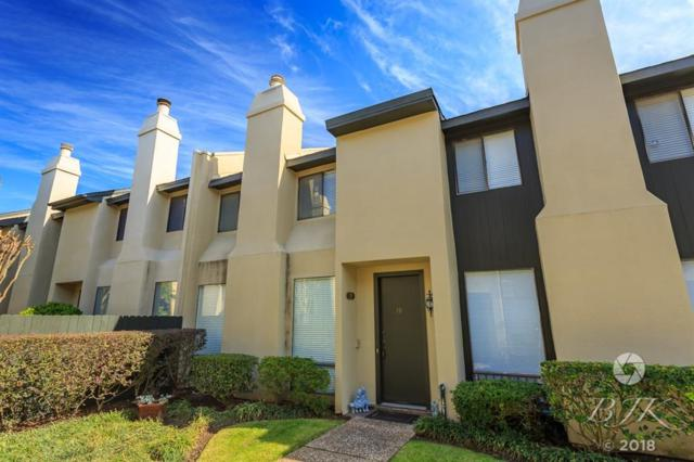 1116 Bering Drive #19, Houston, TX 77057 (MLS #94998068) :: REMAX Space Center - The Bly Team