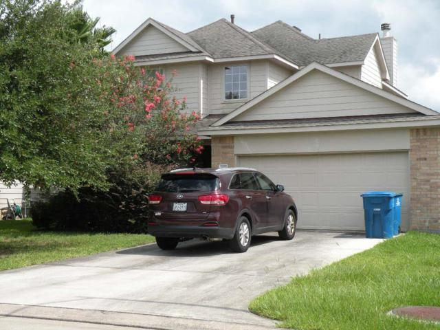 6539 Bella Sera Drive, Spring, TX 77379 (MLS #95000952) :: Team Parodi at Realty Associates