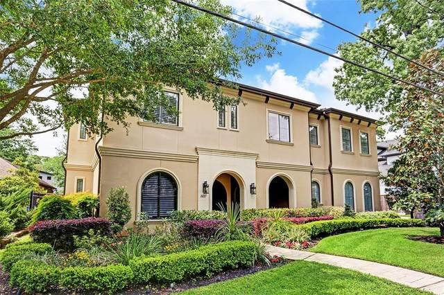 1417 Monarch Oaks Street, Houston, TX 77055 (MLS #95005173) :: Johnson Elite Group