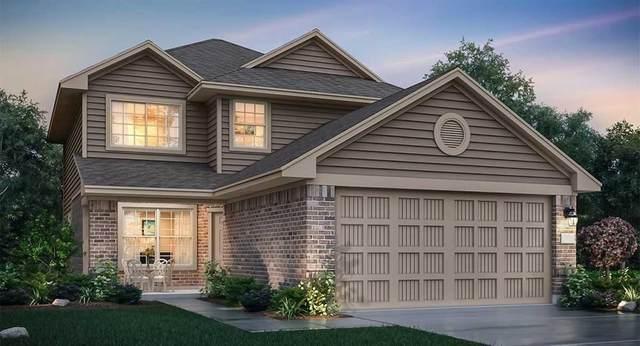 11032 N Lake Mist Lane, Willis, TX 77318 (MLS #95014557) :: Green Residential