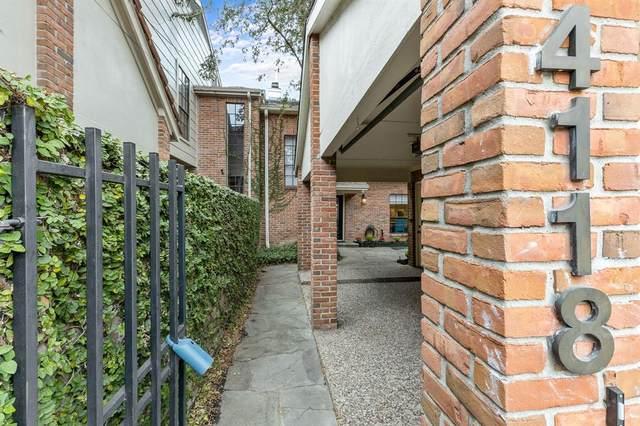 4118 Childress Street, Houston, TX 77005 (MLS #95017959) :: Caskey Realty