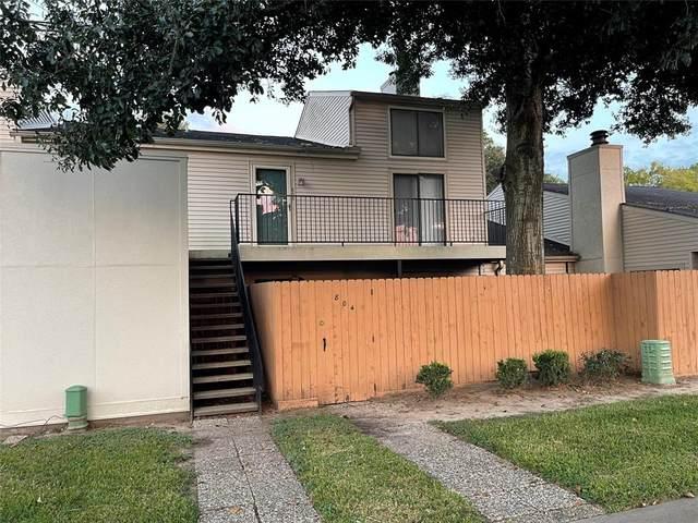 6401 Deihl Road #8, Houston, TX 77092 (MLS #95020230) :: Caskey Realty