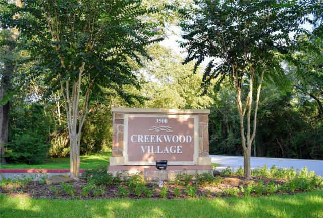 3500 Tangle Brush Drive #142, The Woodlands, TX 77381 (MLS #9502554) :: Giorgi Real Estate Group
