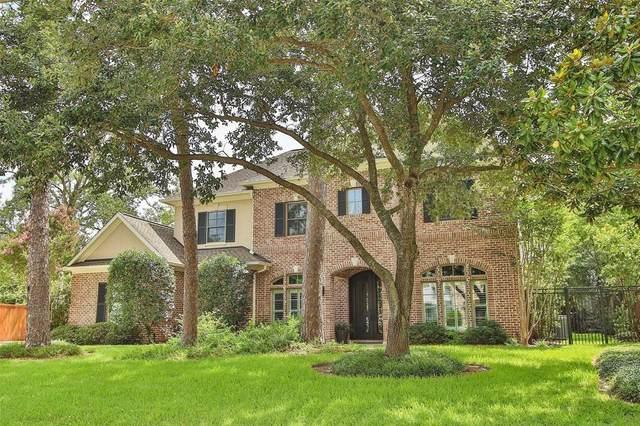 738 E Creekside Drive, Houston, TX 77024 (MLS #95036769) :: The Freund Group