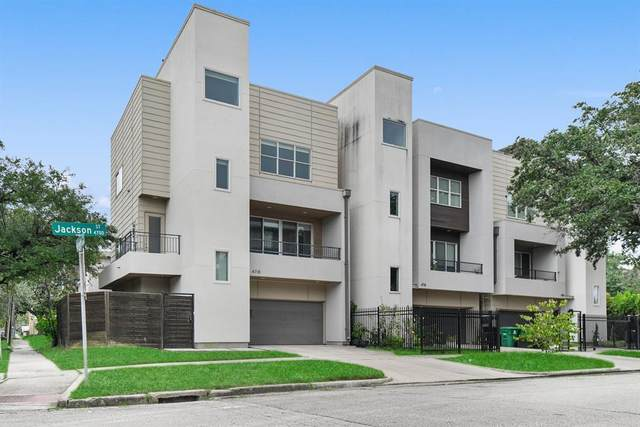 4718 Jackson Street, Houston, TX 77004 (MLS #95042402) :: Connell Team with Better Homes and Gardens, Gary Greene