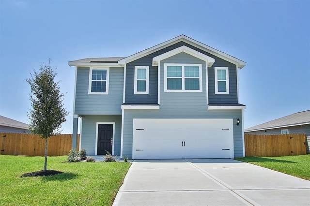 5731 Littoral Road, Cove, TX 77523 (MLS #95043305) :: NewHomePrograms.com