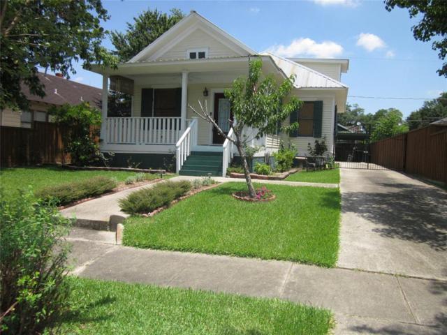 4429 Walker Street, Houston, TX 77023 (MLS #95048019) :: Ellison Real Estate Team