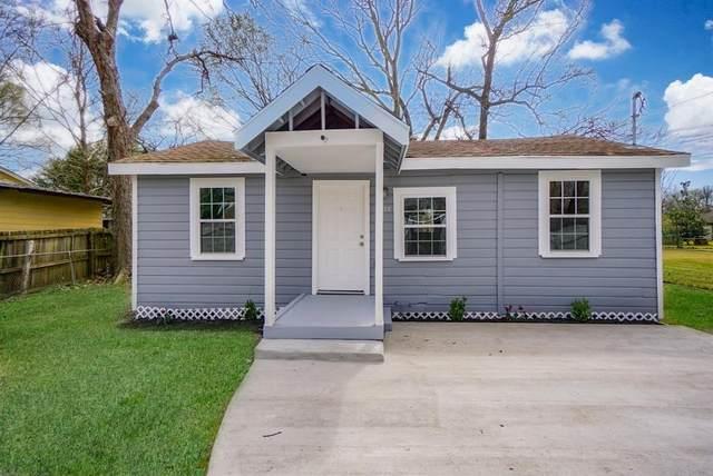 7438 Bywood Street, Houston, TX 77028 (MLS #95052358) :: The Freund Group