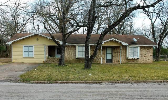 100 Hackberry Street, Crockett, TX 75835 (MLS #95056918) :: All Cities USA Realty