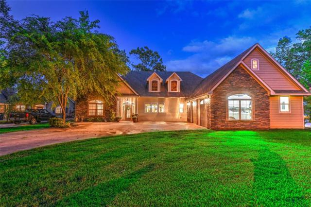 627 Harrell Cemetery Road, Coldspring, TX 77331 (MLS #95062152) :: The Home Branch