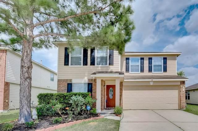 2610 Knoll Shadows Lane, Katy, TX 77449 (MLS #95073033) :: Texas Home Shop Realty