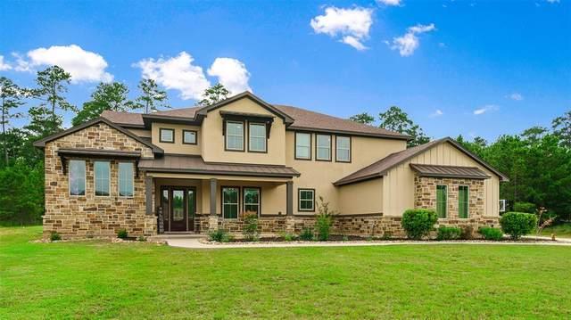 18500 Michaels Run, Montgomery, TX 77316 (MLS #95074973) :: The Home Branch