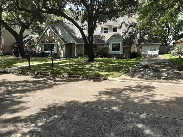 735 Langwood Drive, Houston, TX 77079 (MLS #95078368) :: The Queen Team