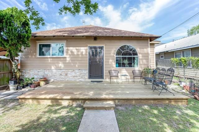 1205 Armstead Street, Houston, TX 77009 (MLS #95078473) :: Michele Harmon Team