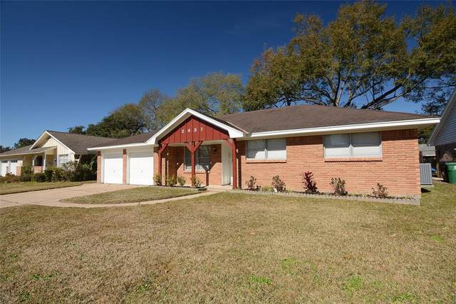 2431 Droxford Drive, Houston, TX 77008 (MLS #95096759) :: Christy Buck Team
