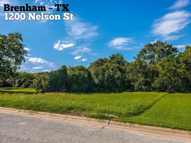1200 Nelson Street, Brenham, TX 77833 (MLS #95100146) :: Magnolia Realty